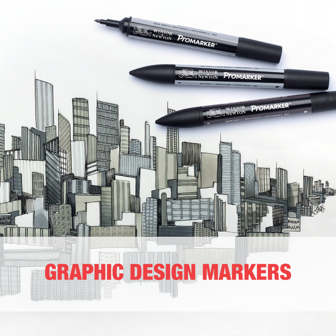 GRAPHIC DESIGN MARKERS