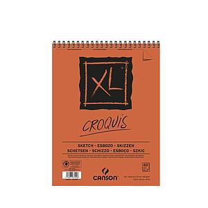 CANSON CROQUIS 90GR - DINA5 - 60V.