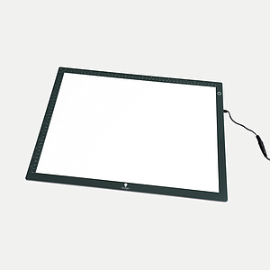 DAYLIGHT LIGHTBOX - WAFER 2 - A3