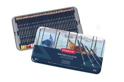DERWENT WATERCOLOUR SET - 36 STUKS