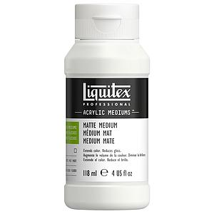 LIQUITEX - PROF. MATTE FLUID MEDIUM - 118ML