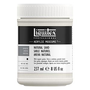 LIQUITEX - PROF. NATURAL SAND EFFECT MEDIUM - 237ML