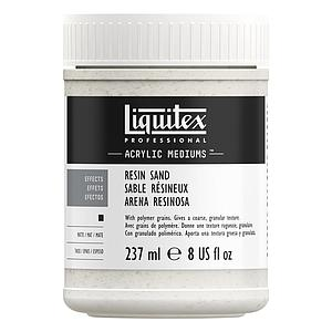 LIQUITEX - PROF. RESIN SAND EFFECT MEDIUM - 237ML