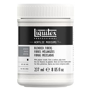 LIQUITEX - PROF. BLENDED FIBERS EFFECT MEDIUM - 237ML