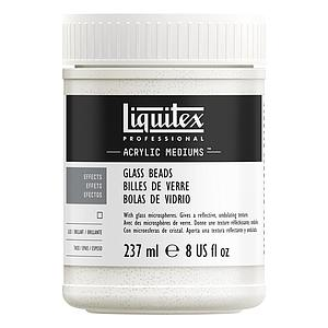 LIQUITEX - PROF. GLASS BEADS EFFECT MEDIUM - 237ML