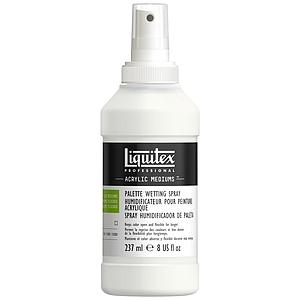 LIQUITEX - PROF. PALETTE WETTING SPRAY FLUID MEDIUM - 237ML