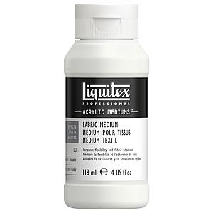 LIQUITEX - PROF. FABRIC EFFECT MEDIUM - 118ML