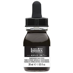 ACRYLIC INK - 30ML - 333 TRANSPARENT RAW UMBER