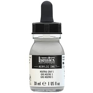 ACRYLIC INK - 30ML - 599 NEUTRAL GRAY 5