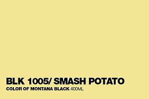 MONTANA BLACK SPUITVERF 400ML - BLK1005 SMASH 137'S POTATO