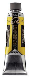 REMBRANDT OLIEVERF 150ML - 254 PERMANENT CITROENGEEL