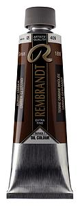 REMBRANDT OLIEVERF 150ML - 409 OMBER GEBRAND