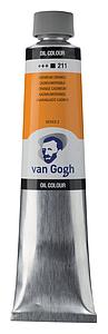 VANGOGH OLIEVERF 200ML - 211 CADMIUMORANJE