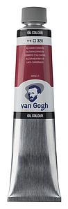 VANGOGH OLIEVERF 200ML - 326 ALIZARIN CRIMSON