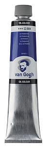 VANGOGH OLIEVERF 200ML - 504 ULTRAMARIJN