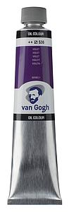 VANGOGH OLIEVERF 200ML - 536 VIOLET
