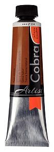 COBRA ARTIST WATERVERMENGBARE OLIEVERF 40ML - 234 SIENNA NATUREL