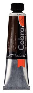 COBRA ARTIST WATERVERMENGBARE OLIEVERF 40ML - 408 OMBER NATUREL