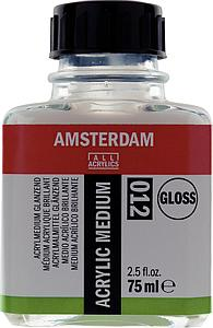 AMSTERDAM ACRYL MEDIUM GLANZEND - 75ML