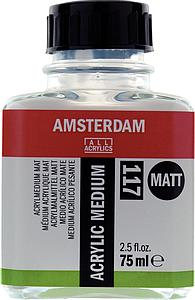 AMSTERDAM ACRYL MEDIUM MAT - 75ML