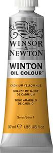 W&N WINTON OIL COLOUR 37ML - 109 CADMIUMGEEL TINT