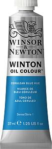 W&N WINTON OIL COLOUR 37ML - 138 CERULEUMBLAUW TINT