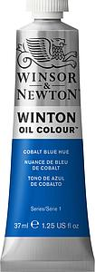W&N WINTON OIL COLOUR 37ML - 179 KOBALTBLAUW TINT