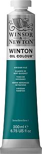 W&N WINTON OIL COLOUR 200ML - 696 VIRIDIAANS TINT