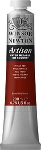 W&N ARTISAN WATERMENGBARE OLIEVERF 200ML - 317 INDISCH ROOD