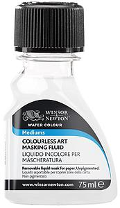 W&N COLOURLESS ART MASK. FLUID - 75ML