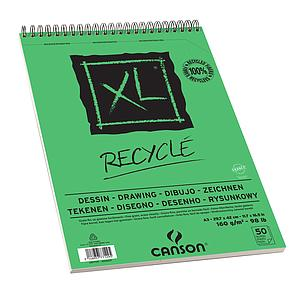 CANSON RECYCLE 160GR - DINA3 - 50V.