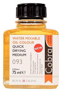 COBRA WATERVERMENGBARE OLIEVERF SNELDROGEND MEDIUM - 75ML