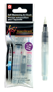 KOI WATER LEGE BRUSH - LARGE