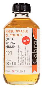 COBRA WATERVERMENGBARE OLIEVERF SNELDROGEND MEDIUM - 250ML
