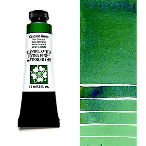 DS WATERCOLOR - 15ML - CASCADE GREEN