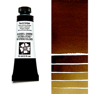 DS WATERCOLOR - 15ML - BURNT UMBER