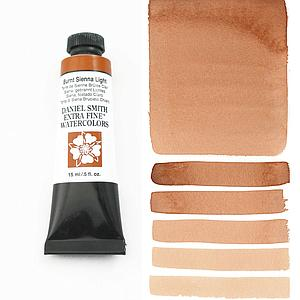 DS WATERCOLOR - 15ML - BURNT SIENNA LIGHT