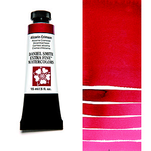 DS WATERCOLOR - 15ML - ALIZARIN CRIMSON