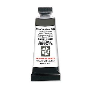DS WATERCOLOR - 15ML - ALVAROS CALIENTE GREY