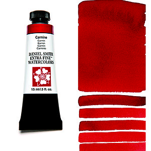 DS WATERCOLOR - 15ML - CARMINE