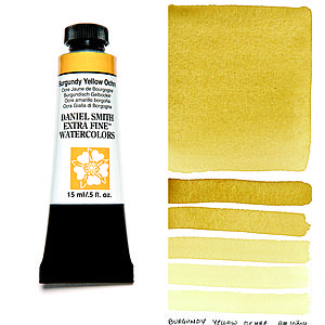 DS WATERCOLOR - 15ML - BURGUNDY YELLOW OCHRE