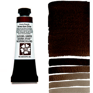 DS WATERCOLOR - 15ML - BROWN IRON OXIDE