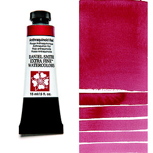 DS WATERCOLOR - 15ML - ANTHRAQUINOID RED