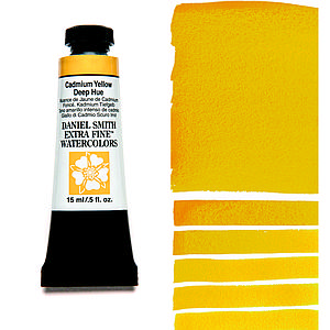 DS WATERCOLOR - 15ML - CADMIUM YELLOW DEEP HUE