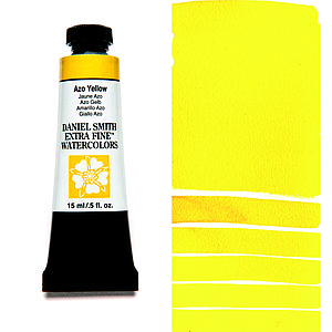 DS WATERCOLOR - 15ML - AZO YELLOW
