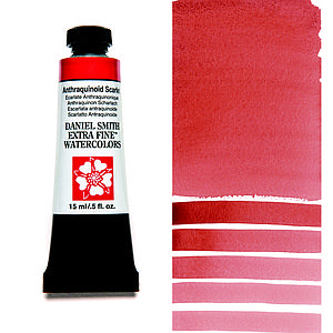 DS WATERCOLOR - 15ML - ANTHRAQUINOID SCARLET