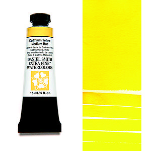 DS WATERCOLOR - 15ML - CADMIUM YELLOW MEDIUM HUE