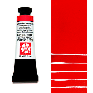 DS WATERCOLOR - 15ML - CADMIUM RED MEDIUM HUE