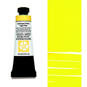 DS WATERCOLOR - 15ML - CADMIUM YELLOW LIGHT HUE