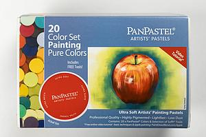 PP PAINTING SET - 20ST.